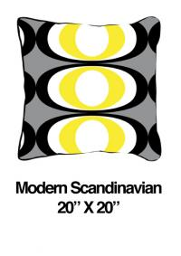 Modern Scandinavian Yellow